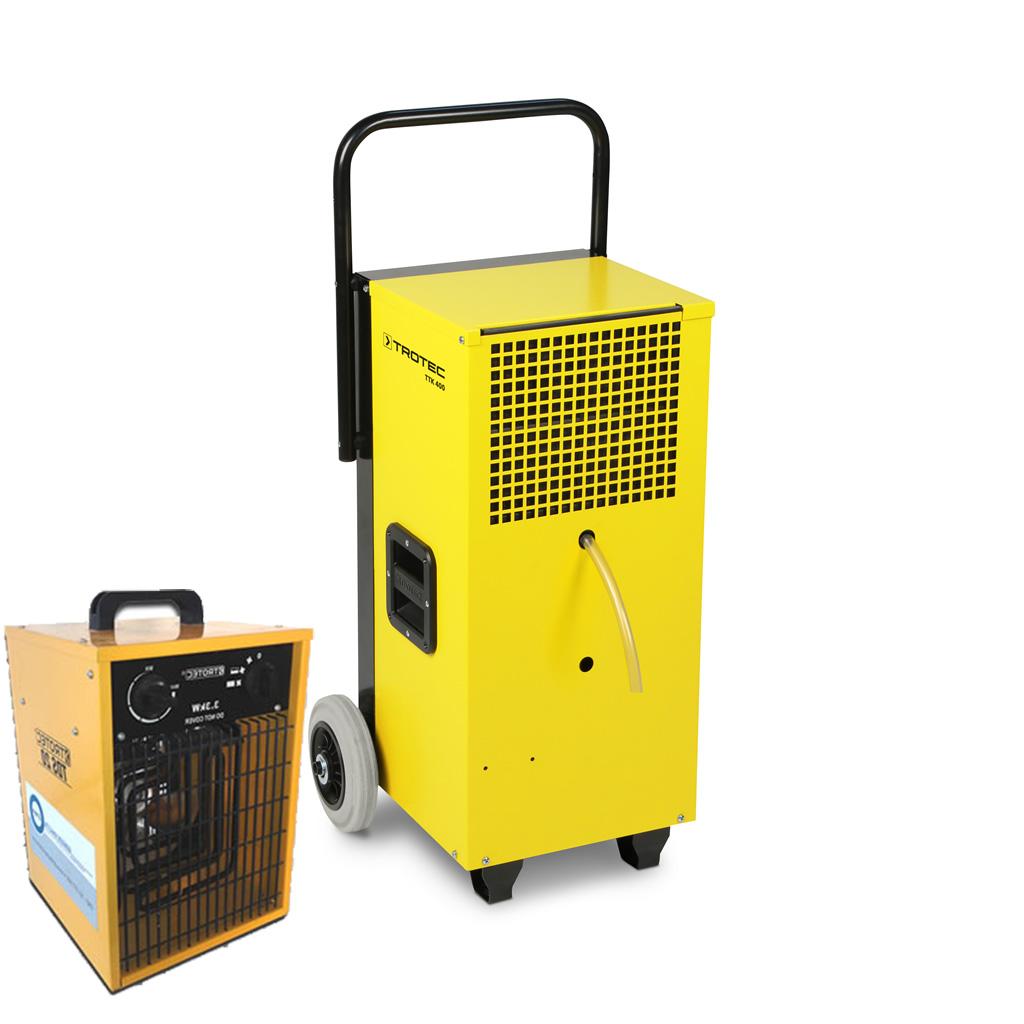 TK 400 + 3 kW Elektroheizer
