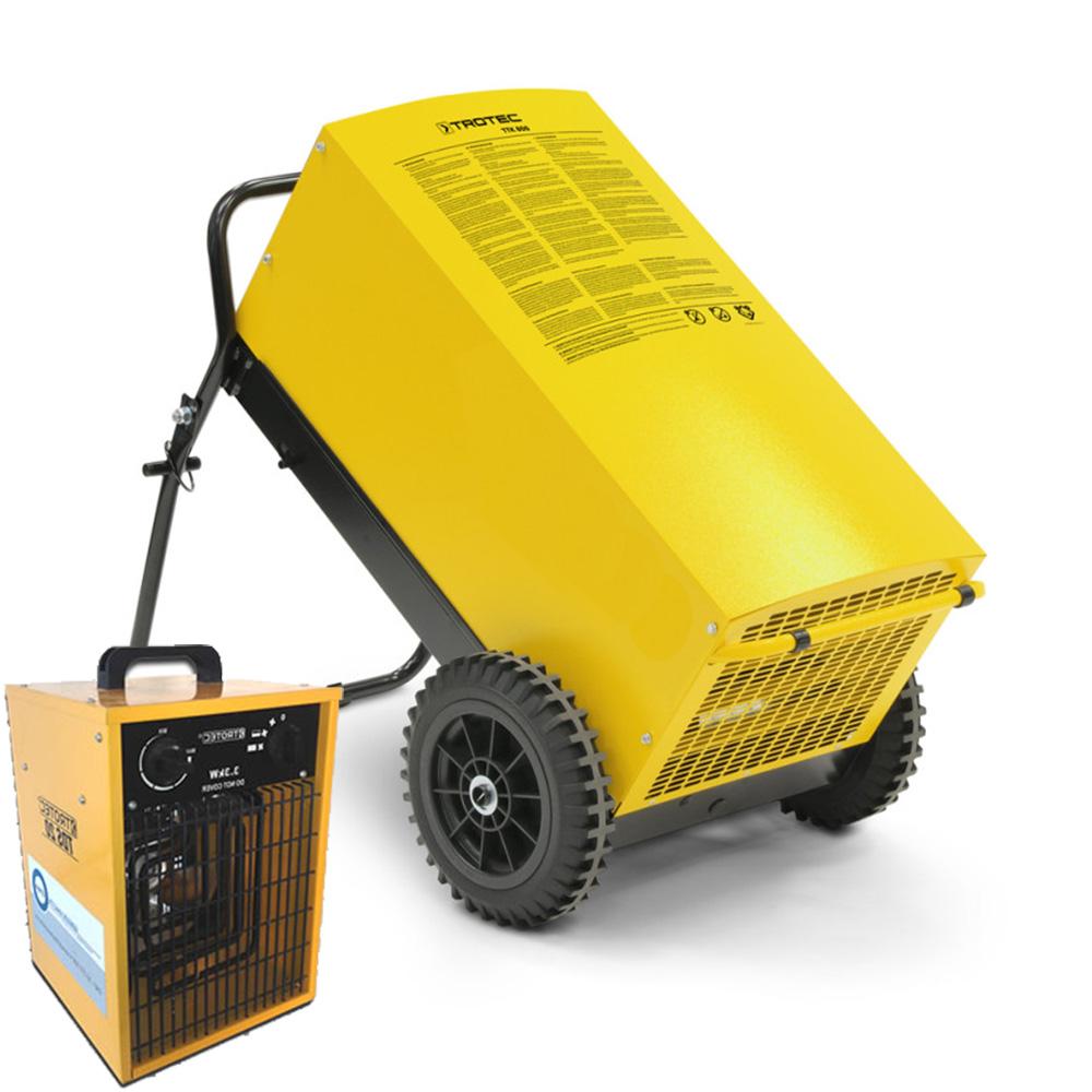 TTK 800 + 3 kW Elektroheizer